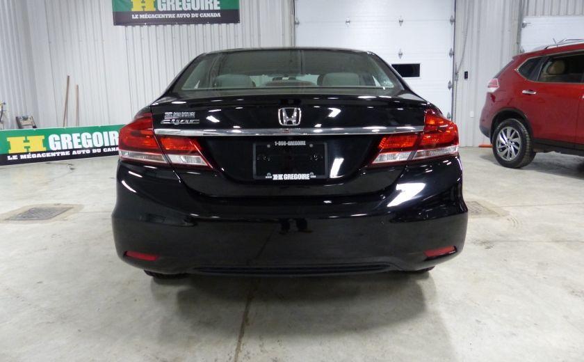 2015 Honda Civic LX A/C Gr-Électrique (Bluetooth-Caméra) #5