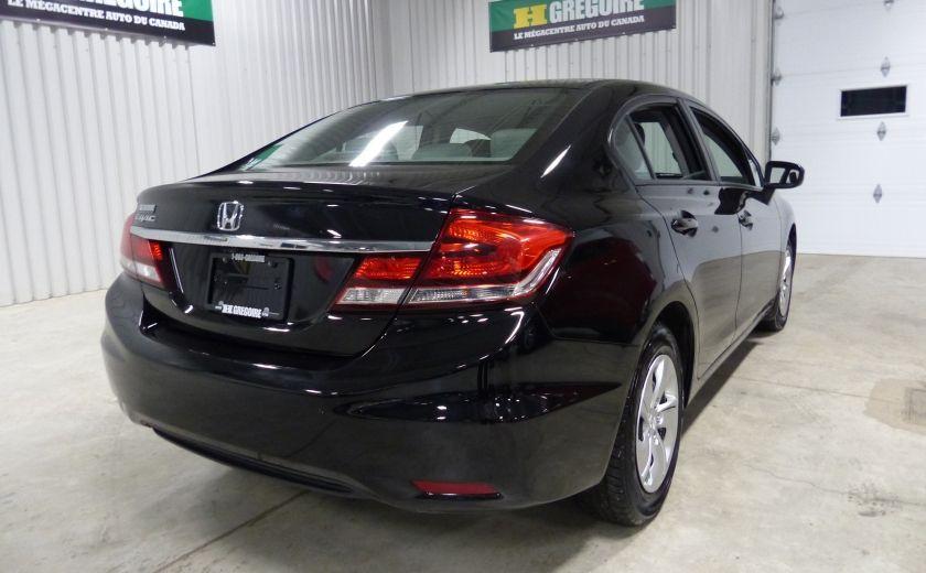 2015 Honda Civic LX A/C Gr-Électrique (Bluetooth-Caméra) #6