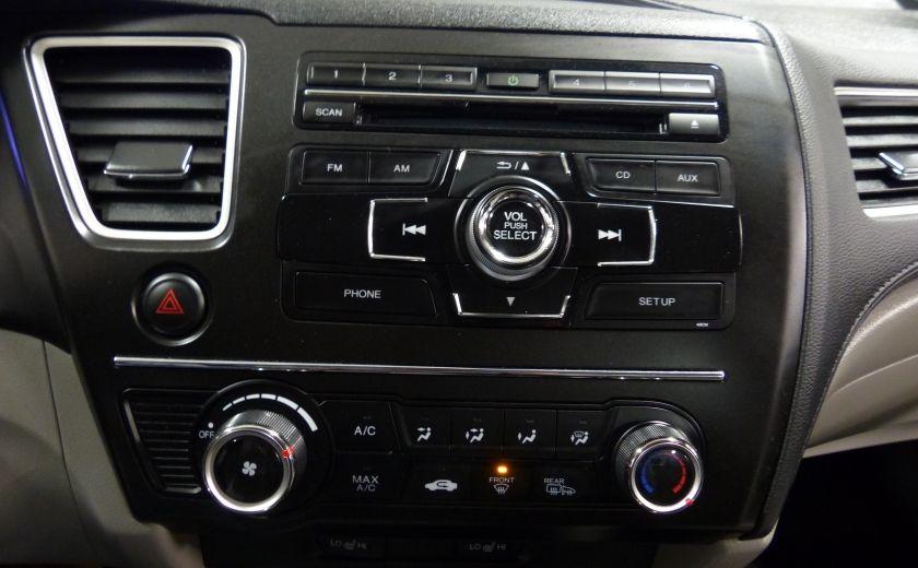 2015 Honda Civic LX A/C Gr-Électrique (Bluetooth-Caméra) #17