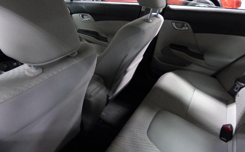 2015 Honda Civic LX A/C Gr-Électrique (Bluetooth-Caméra) #21