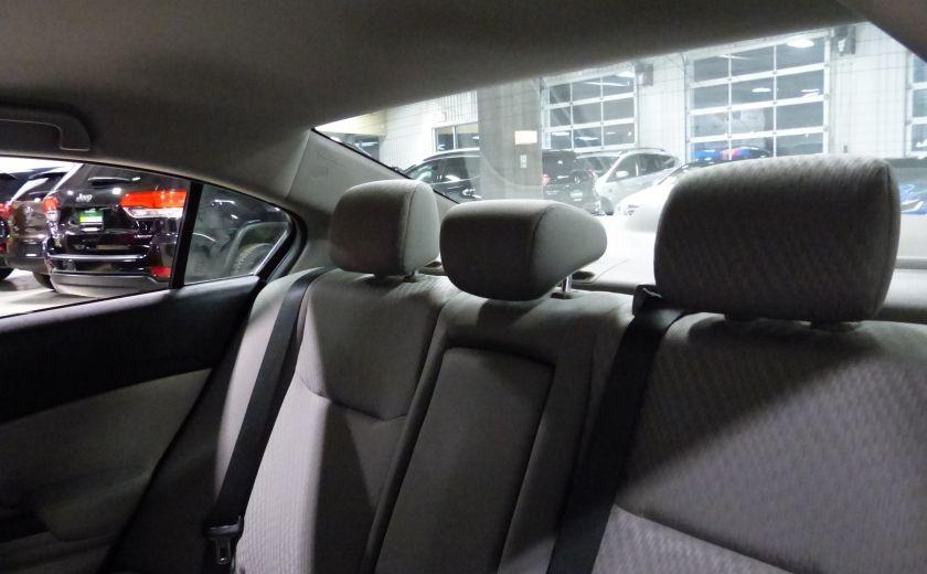 2015 Honda Civic LX A/C Gr-Électrique (Bluetooth-Caméra) #22