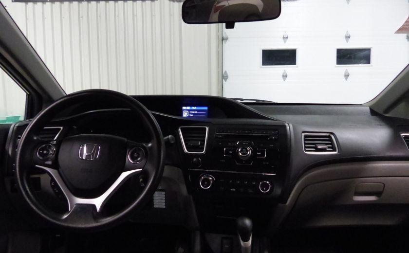 2015 Honda Civic LX A/C Gr-Électrique (Bluetooth-Caméra) #23
