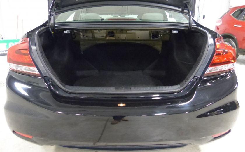 2015 Honda Civic LX A/C Gr-Électrique (Bluetooth-Caméra) #24