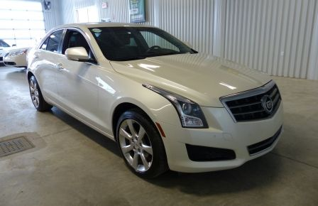 2014 Cadillac ATS Luxury TURBO AWD (Cuir-Toit-Caméra-Bluetooth) #0