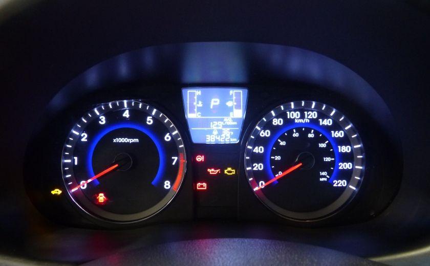 2016 Hyundai Accent GL Hackback A/C Gr-Électrique (Bluetooth) #12