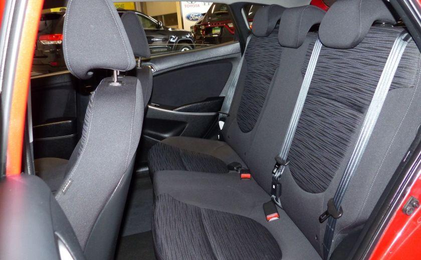 2016 Hyundai Accent GL Hackback A/C Gr-Électrique (Bluetooth) #17