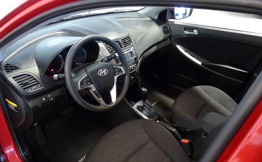 2016 Hyundai Accent GL Hackback A/C Gr-Électrique (Bluetooth) #8