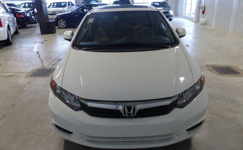 2012 Honda Civic EX TOIT MAGS A/C Gr-Électrique #1