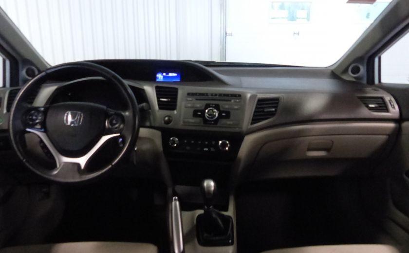 2012 Honda Civic EX TOIT MAGS A/C Gr-Électrique #20