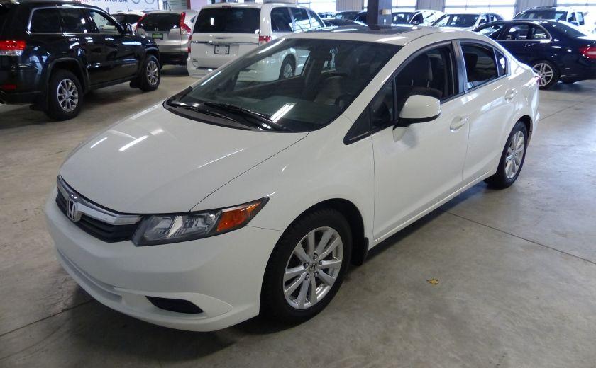 2012 Honda Civic EX TOIT MAGS A/C Gr-Électrique #2