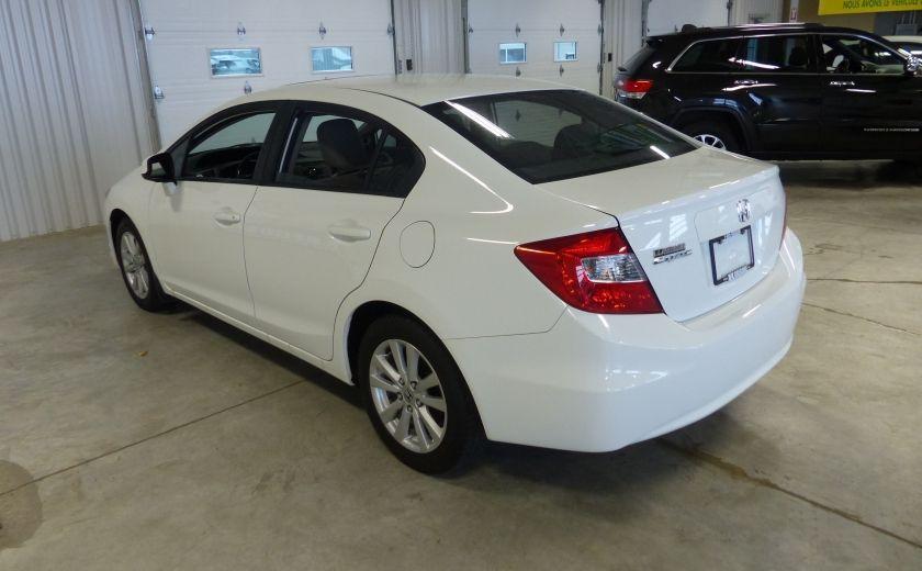 2012 Honda Civic EX TOIT MAGS A/C Gr-Électrique #4