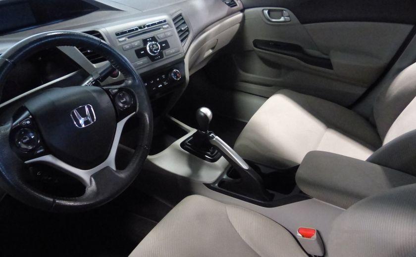 2012 Honda Civic EX TOIT MAGS A/C Gr-Électrique #8