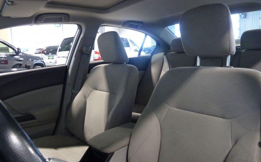 2012 Honda Civic EX TOIT MAGS A/C Gr-Électrique #9