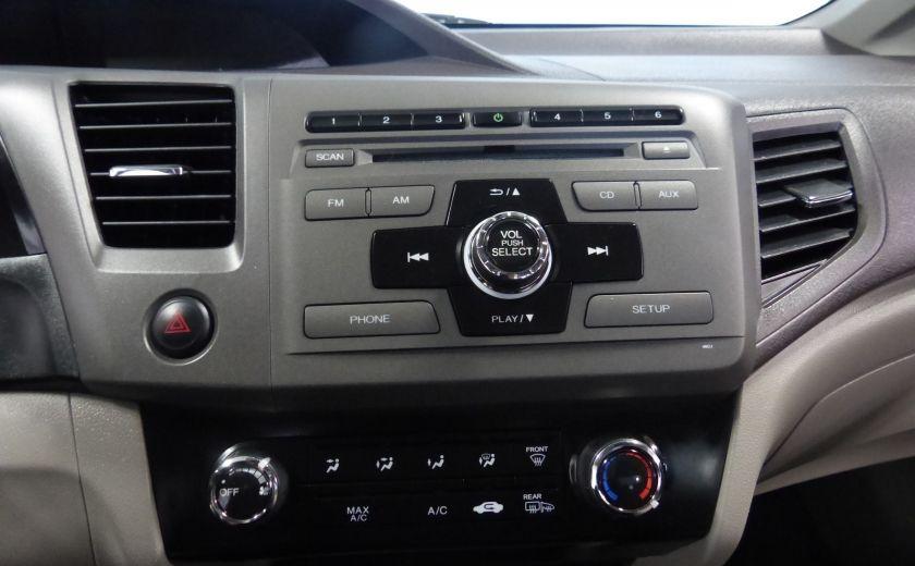 2012 Honda Civic EX TOIT MAGS A/C Gr-Électrique #15