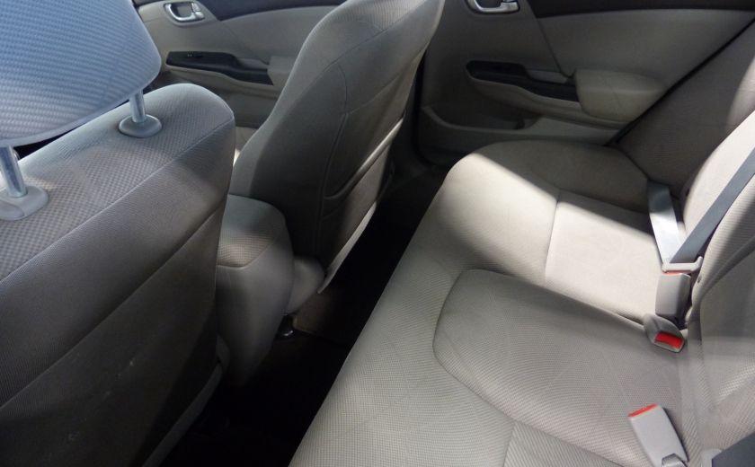 2012 Honda Civic EX TOIT MAGS A/C Gr-Électrique #18