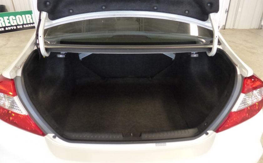 2012 Honda Civic EX TOIT MAGS A/C Gr-Électrique #21
