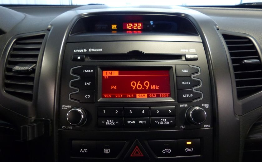 2012 Kia Sorento LX AWD A/C Gr-Électrique (Bluetooth) #15
