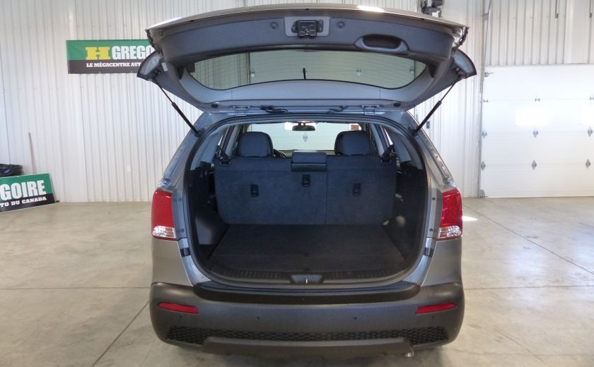 2012 Kia Sorento LX AWD A/C Gr-Électrique (Bluetooth) #24