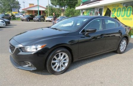 2014 Mazda 6 GS,A/C,TOIT,MAGS,GR ELECTRIQUE in Drummondville