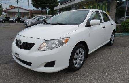 2010 Toyota Corolla CE MAN ABS in Saguenay