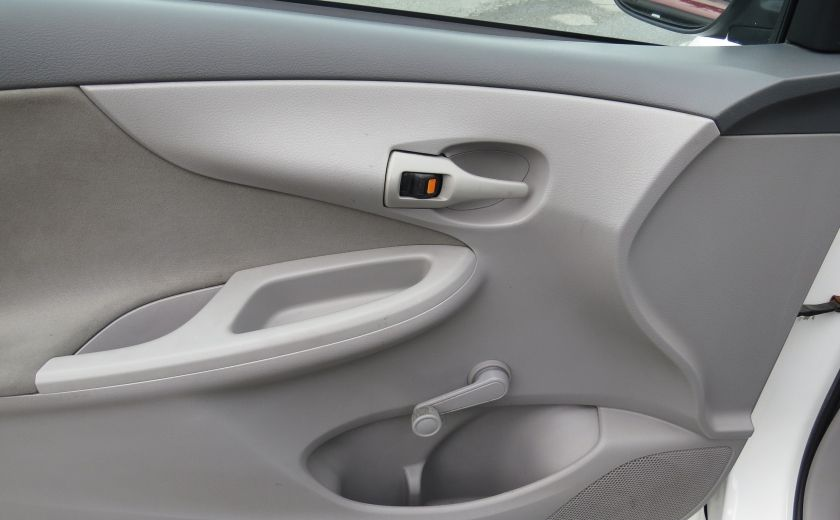 2010 Toyota Corolla CE MAN ABS #9