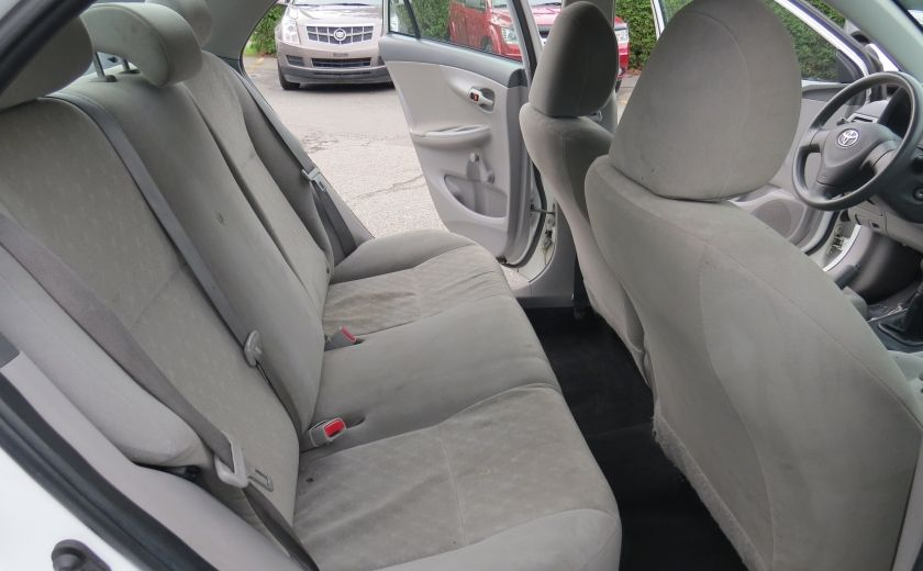 2010 Toyota Corolla CE MAN ABS #16