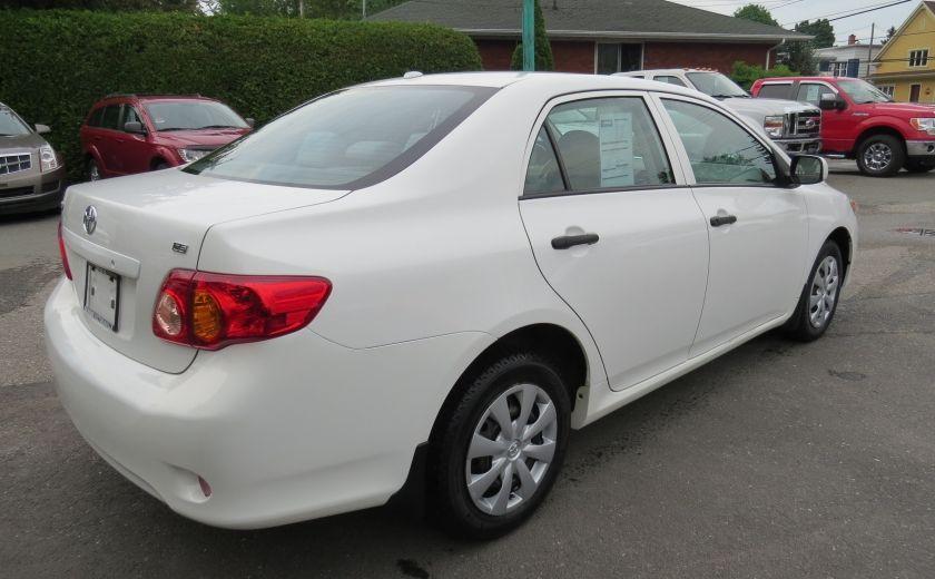 2010 Toyota Corolla CE MAN ABS #4