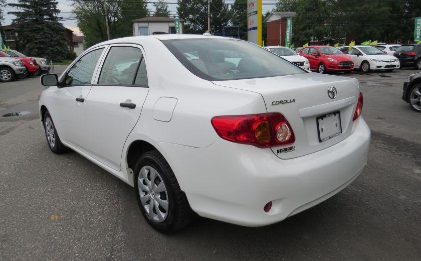2010 Toyota Corolla CE MAN ABS #6