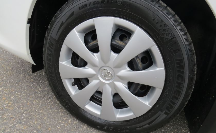2010 Toyota Corolla CE MAN ABS #8