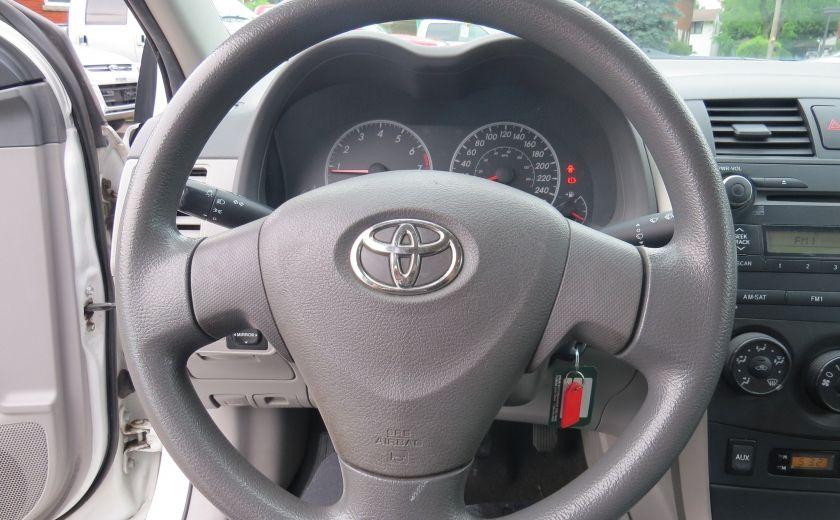 2010 Toyota Corolla CE MAN ABS #10