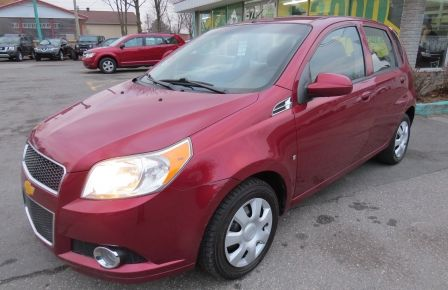 2009 Chevrolet Aveo LS AUT,A/C,5 PASS à New Richmond