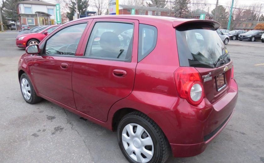 2009 Chevrolet Aveo LS AUT,A/C,5 PASS #6