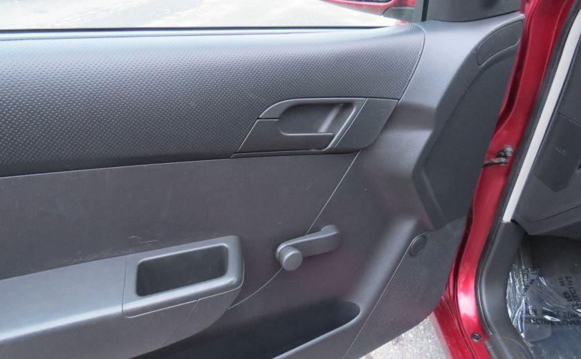 2009 Chevrolet Aveo LS AUT,A/C,5 PASS #8