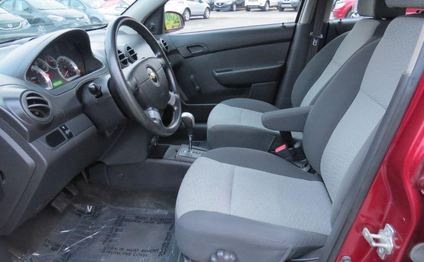 2009 Chevrolet Aveo LS AUT,A/C,5 PASS #9