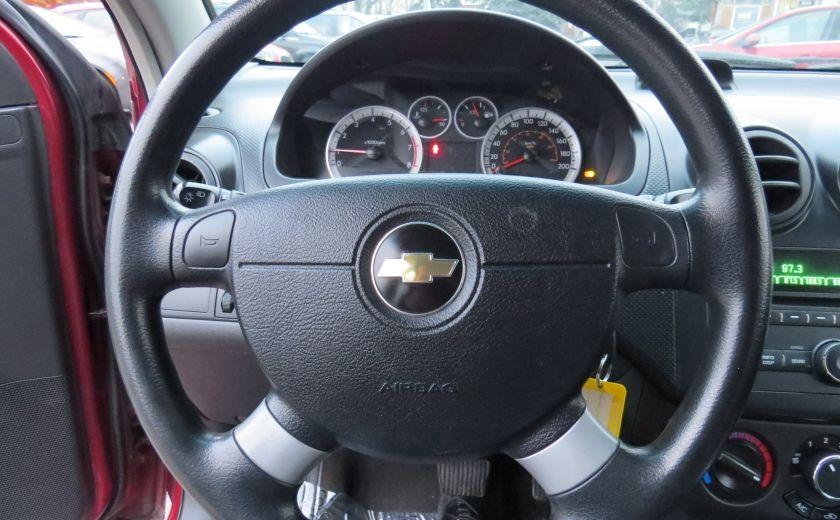 2009 Chevrolet Aveo LS AUT,A/C,5 PASS #10