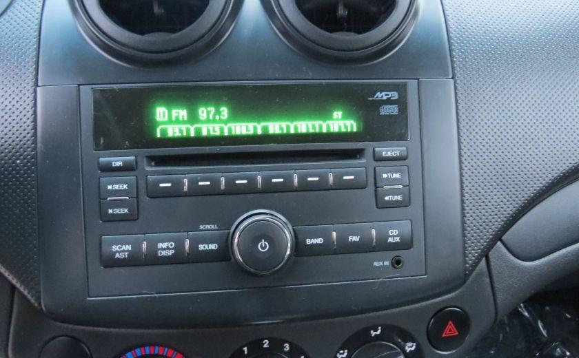 2009 Chevrolet Aveo LS AUT,A/C,5 PASS #12