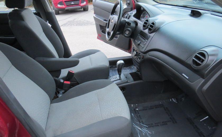 2009 Chevrolet Aveo LS AUT,A/C,5 PASS #18
