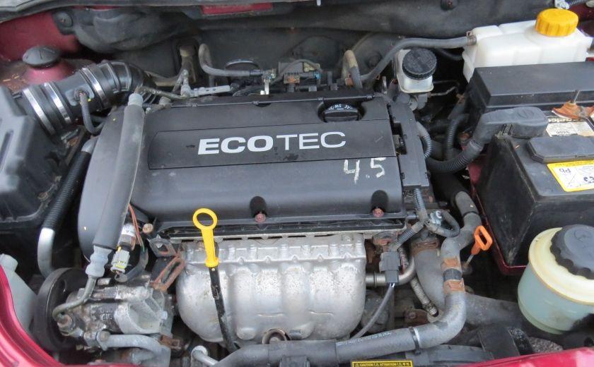 2009 Chevrolet Aveo LS AUT,A/C,5 PASS #19