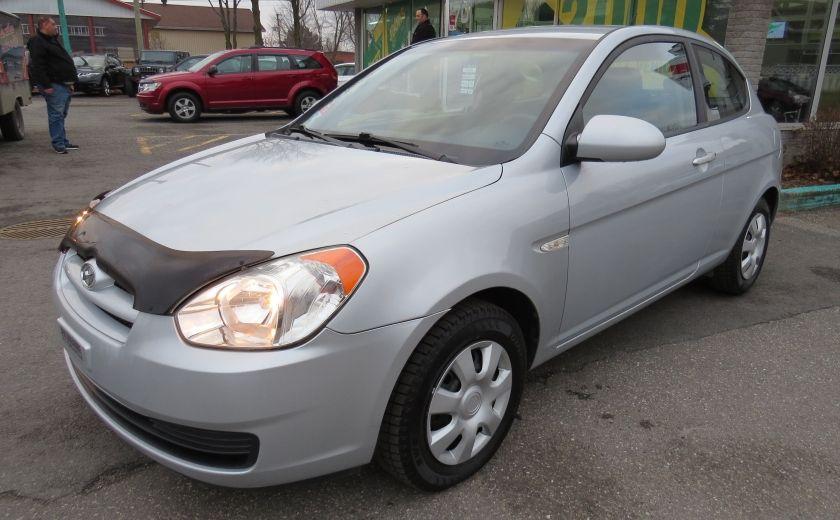 2007 Hyundai Accent GS AUT,HATCHBACK,3 PORTES #0