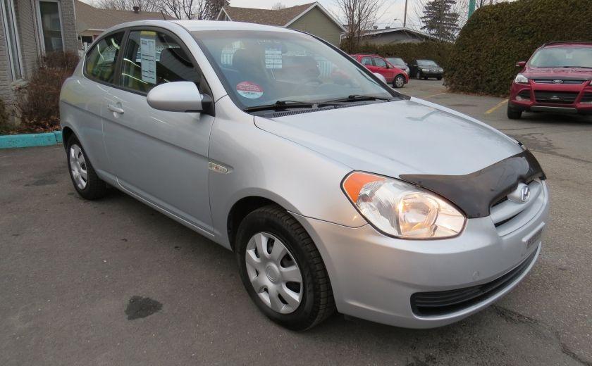2007 Hyundai Accent GS AUT,HATCHBACK,3 PORTES #2