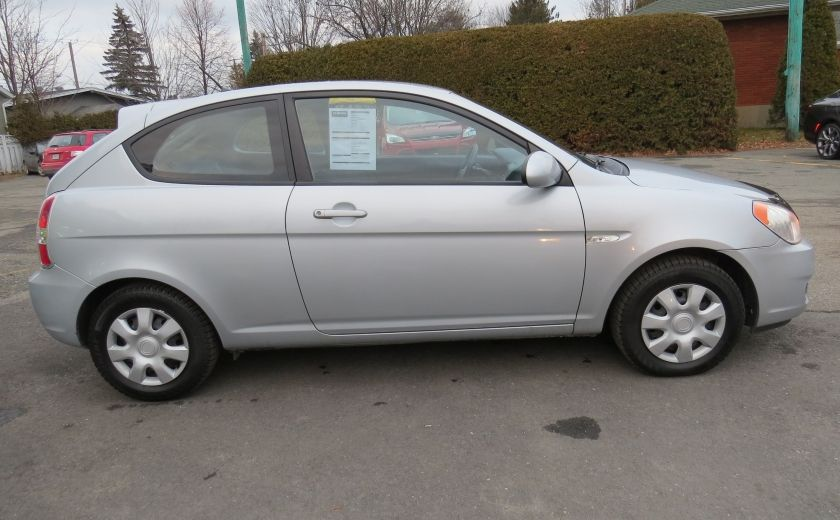 2007 Hyundai Accent GS AUT,HATCHBACK,3 PORTES #3