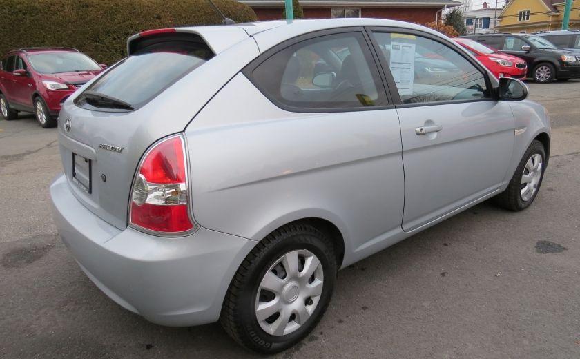 2007 Hyundai Accent GS AUT,HATCHBACK,3 PORTES #4