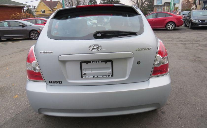 2007 Hyundai Accent GS AUT,HATCHBACK,3 PORTES #5