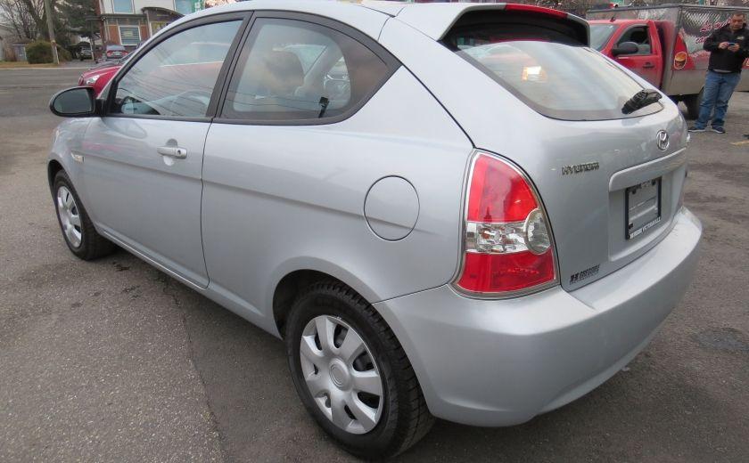 2007 Hyundai Accent GS AUT,HATCHBACK,3 PORTES #6