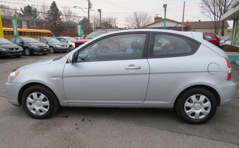 2007 Hyundai Accent GS AUT,HATCHBACK,3 PORTES #7