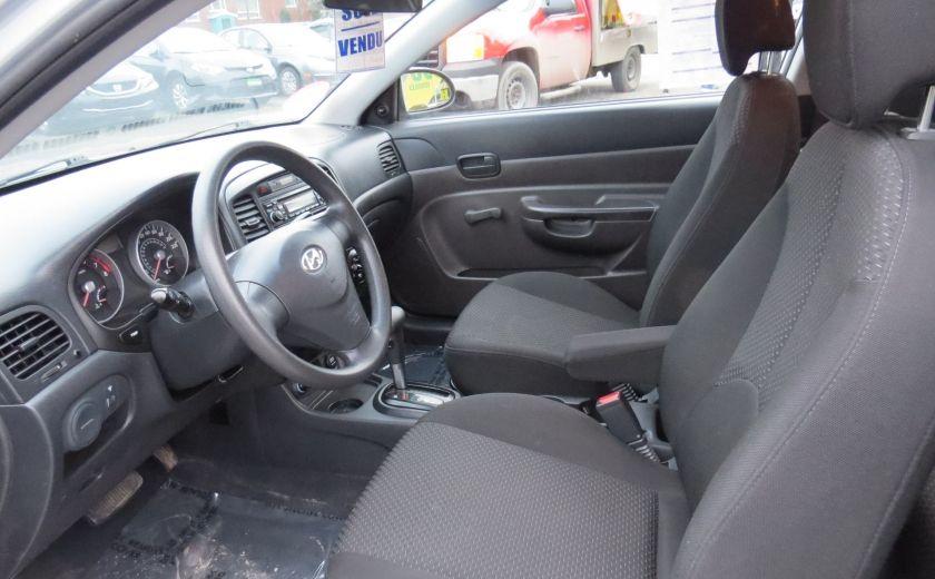 2007 Hyundai Accent GS AUT,HATCHBACK,3 PORTES #10
