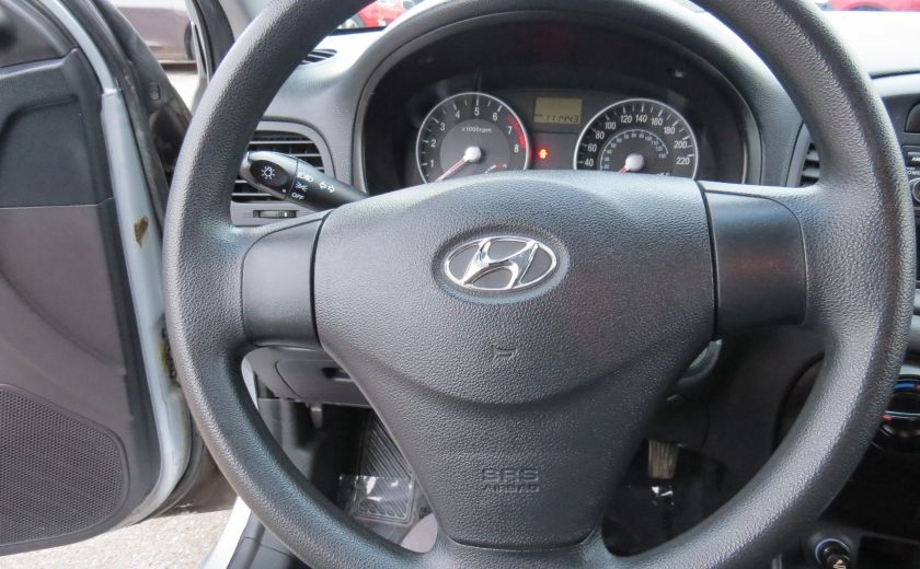 2007 Hyundai Accent GS AUT,HATCHBACK,3 PORTES #12