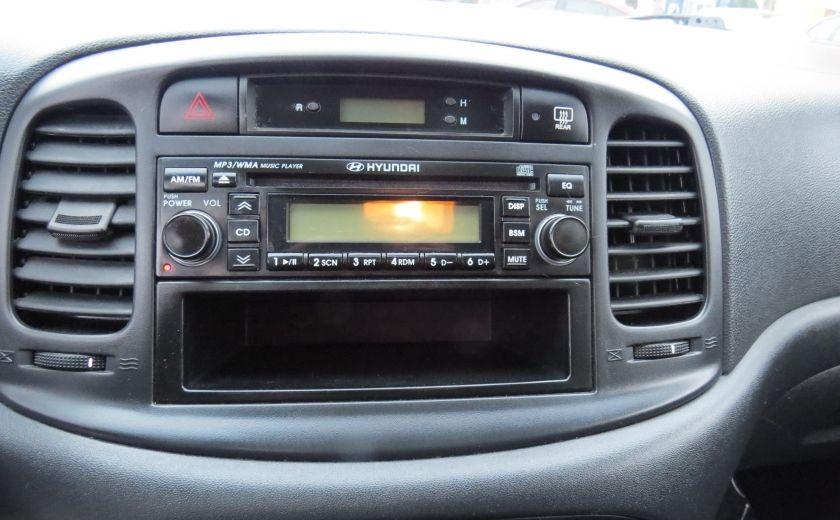 2007 Hyundai Accent GS AUT,HATCHBACK,3 PORTES #13