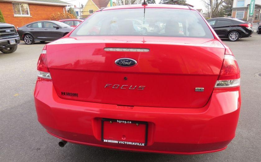 2008 Ford Focus  SE AUT,A/C,MAGS,GR ELECTRIQUE #5