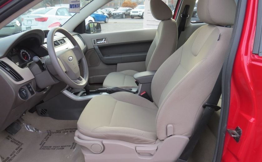 2008 Ford Focus  SE AUT,A/C,MAGS,GR ELECTRIQUE #10